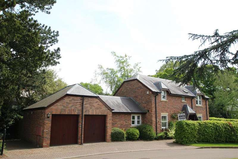 4 Bedrooms Detached House for sale in The Woodlands, Milbank Road, Darlington