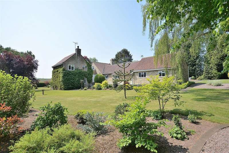 5 Bedrooms Detached House for sale in Stone Cottage, Budby Road, Cuckney