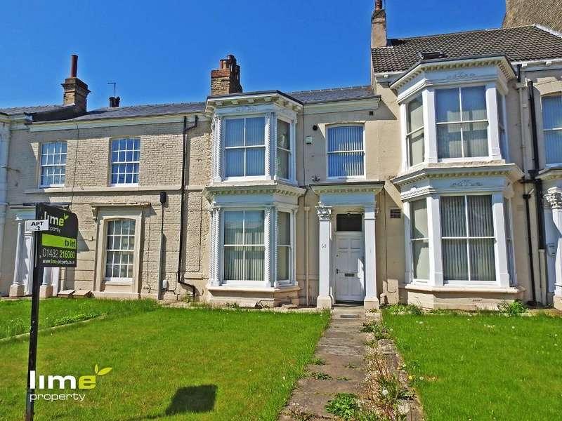 2 Bedrooms Flat for rent in Beverley Road, Hull, HU3 1XR