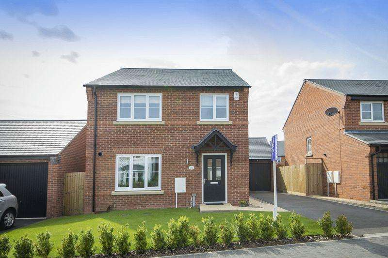 4 Bedrooms Detached House for sale in ASHBY CLOSE, LITTLEOVER