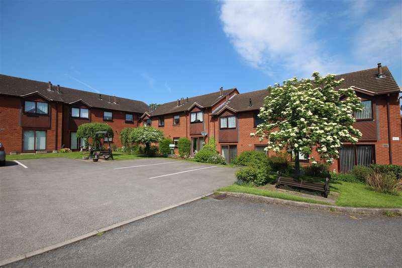 2 Bedrooms Apartment Flat for sale in Nesfield Court, Ilkeston