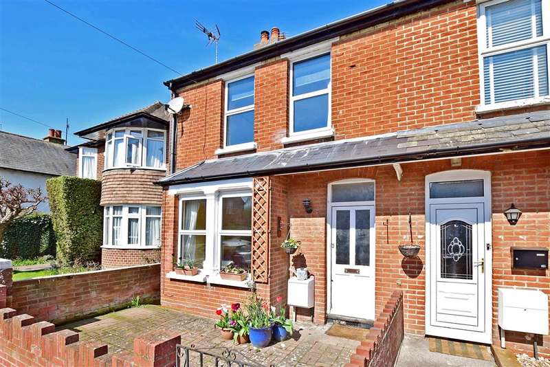 2 Bedrooms Semi Detached House for sale in Norfolk Road, , Canterbury, Kent