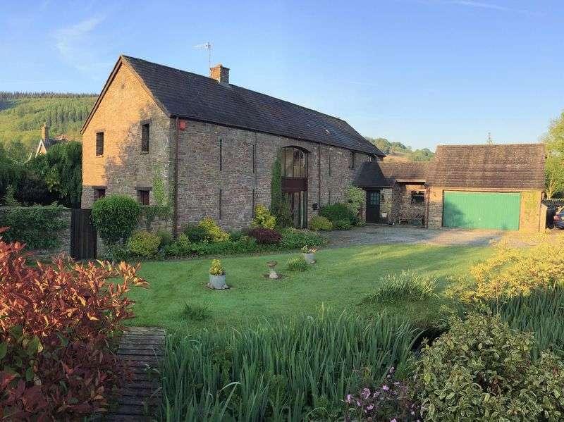 4 Bedrooms Property for sale in Tretower, Crickhowell