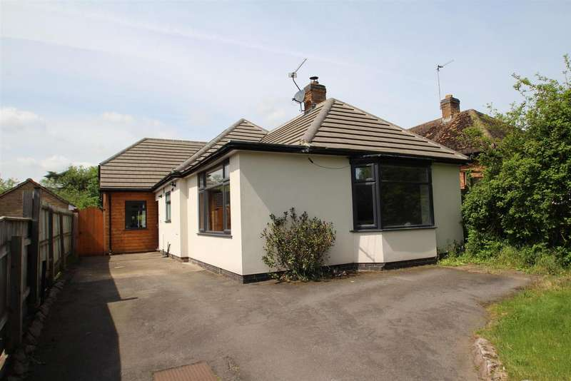 4 Bedrooms Bungalow for sale in Howe Lane, Rothley, Leicester
