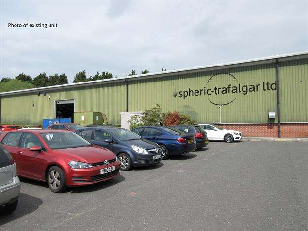 Property for rent in Wiston Business Park,, Ashington