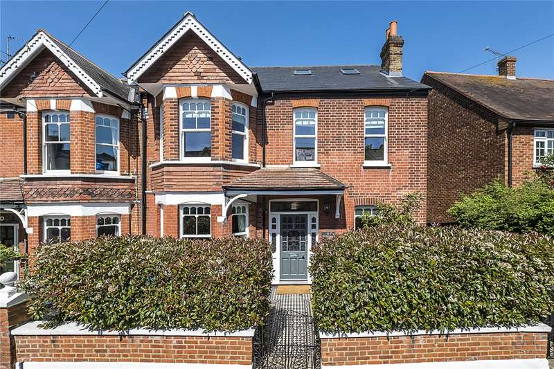 5 Bedrooms Semi Detached House for sale in Palmerston Road, East Sheen, SW14