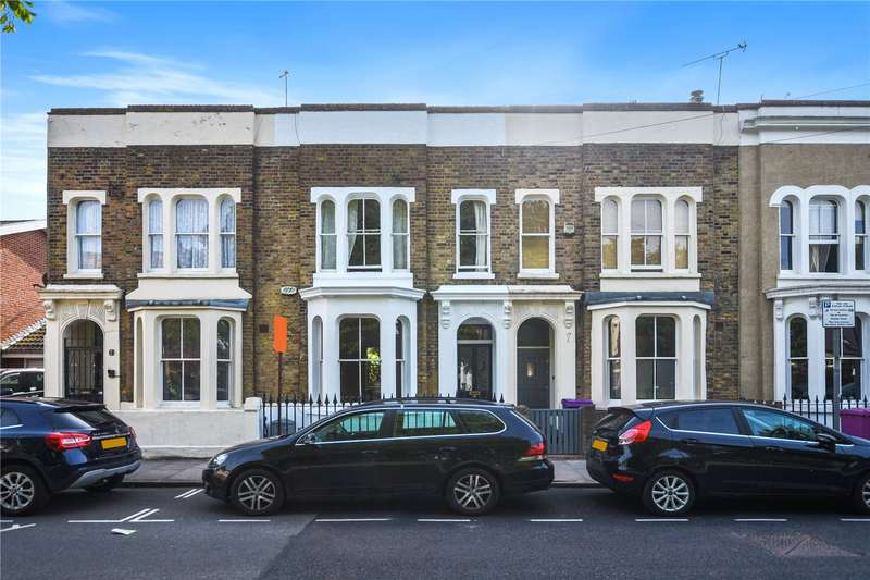3 Bedrooms House for sale in Selwyn Road, Bow, London, E3