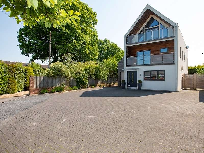5 Bedrooms Detached House for sale in Hobb Lane, Hedge End, Southampton, SO30