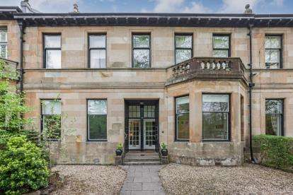 1 Bedroom Flat for sale in Balshagray Drive, Broomhill