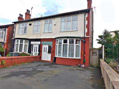 4 Bedrooms Semi Detached House for sale in Brookland Road, Birkenhead, Merseyside, CH41