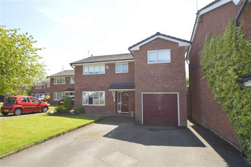 5 Bedrooms Detached House for sale in Portford Close, Macclesfield