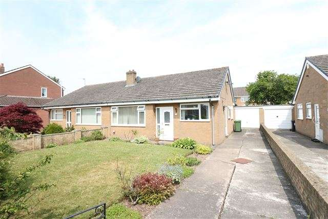 3 Bedrooms Semi Detached Bungalow for sale in Ness Way, Carlisle, Cumbria, CA2 6SB
