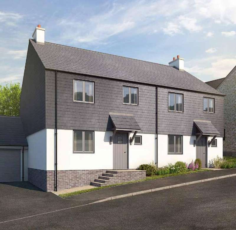 3 Bedrooms Semi Detached House for sale in Blackawton, South Devon TQ9
