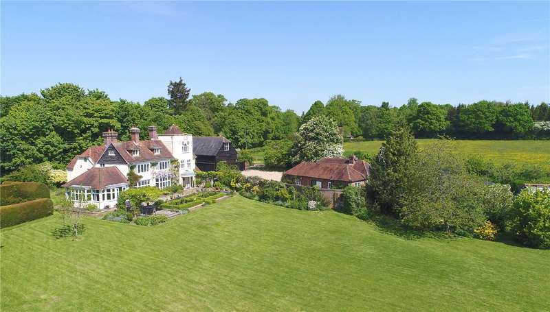 7 Bedrooms Detached House for sale in Buckham Hill, Isfield, Uckfield, East Sussex, TN22
