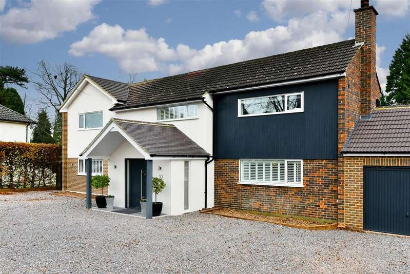 5 Bedrooms Detached House for sale in Ringley Park Road, Reigate