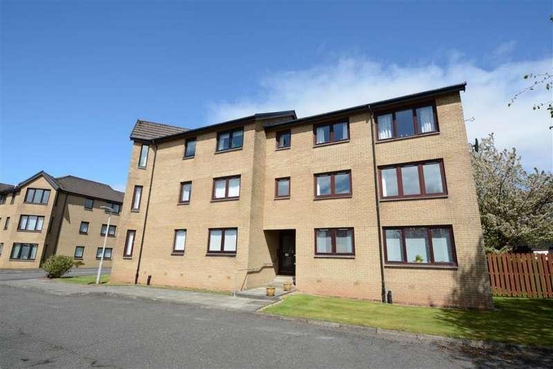 2 Bedrooms Flat for sale in 8 Woodbank Gardens, Largs, KA30 8NU