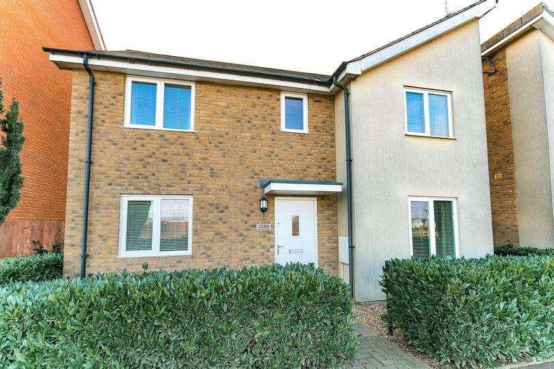 4 Bedrooms Detached House for sale in Newport Road, Milton Keynes