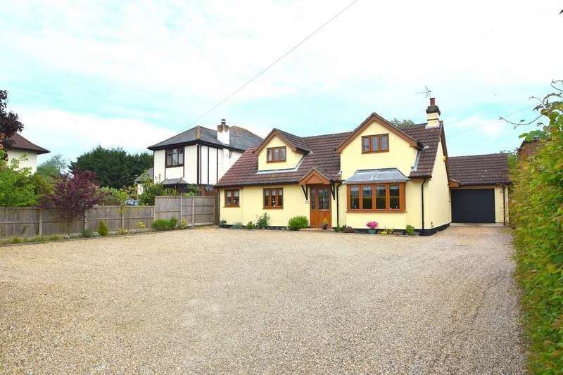 5 Bedrooms Detached House for sale in Rushmere Road, Ipswich, IP4 4LH