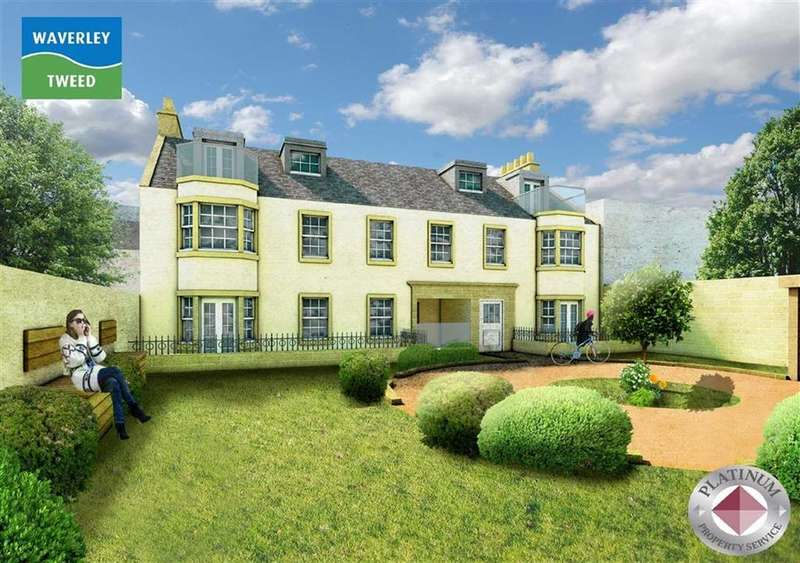 2 Bedrooms Flat for sale in Flat 2, Lower Ground Floor, Rear Block, Century Court, St Andrews, Fife, KY16