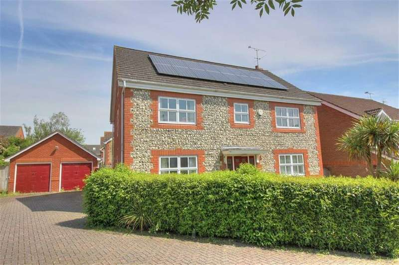 6 Bedrooms Detached House for sale in Field View, Knightwood Park, Chandlers Ford, Hampshire