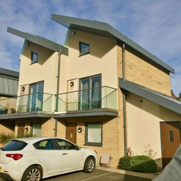 2 Bedrooms Town House for sale in Cuthberts Yard, Lincoln, LN1