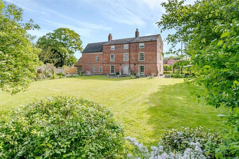 6 Bedrooms Unique Property for sale in Hose Lane, Long Clawson, Melton Mowbray, Leicestershire, LE14