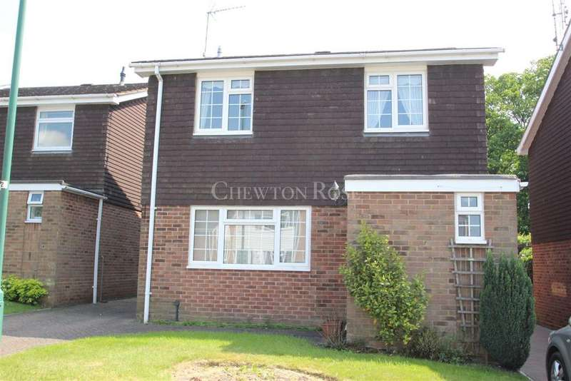 4 Bedrooms Detached House for sale in Lockton Chase, Ascot