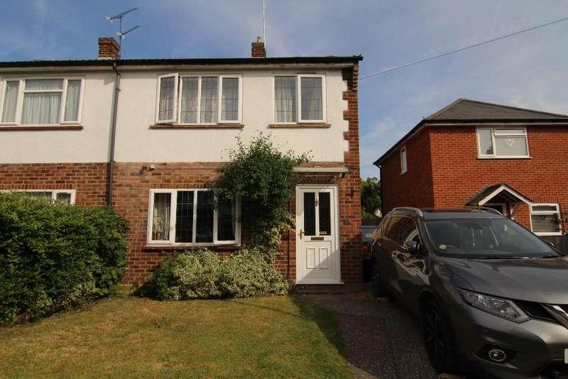 3 Bedrooms Semi Detached House for sale in Havelock Road, Wokingham, Berkshire, RG41 2XU