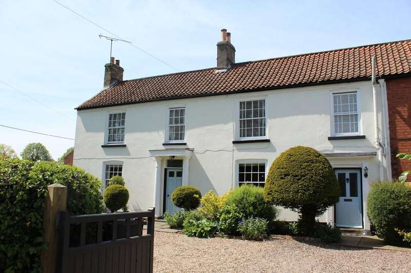 2 Bedrooms Cottage House for sale in High Street, Upton, Gainsborough