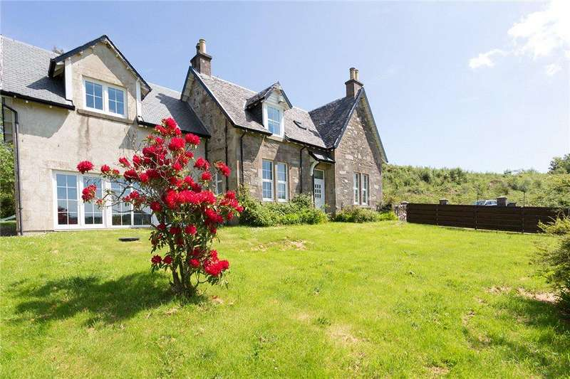 4 Bedrooms House for sale in The Old School House, Achahoish, Lochgilphead, Argyll and Bute