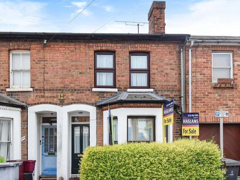 2 Bedrooms Terraced House for sale in Cardiff Road, Reading, RG1