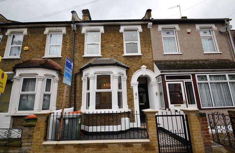 4 Bedrooms Terraced House for sale in Hubert Road, London