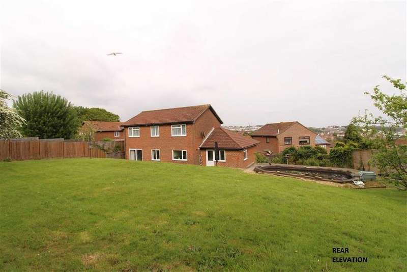 6 Bedrooms Detached House for sale in Winterbourne Close, Hastings, East Sussex