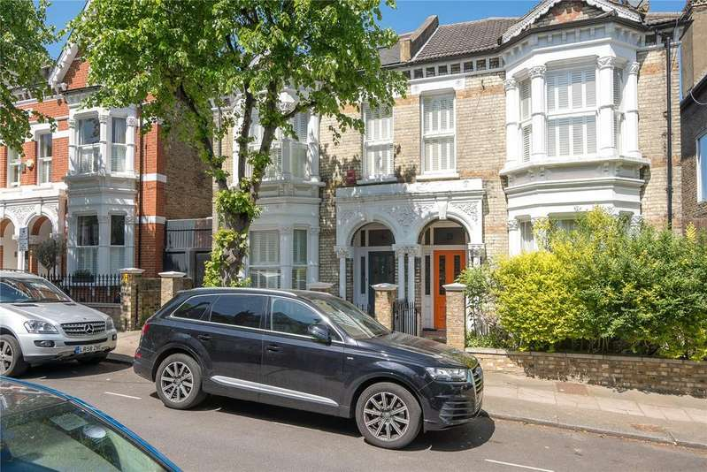5 Bedrooms Semi Detached House for sale in Gorst Road, London, SW11, SW11