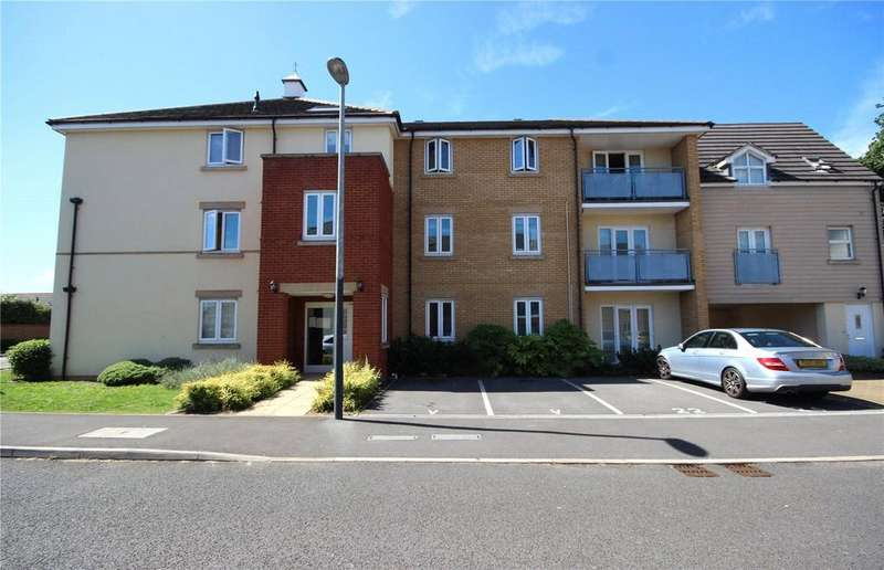2 Bedrooms Apartment Flat for sale in Hornbeam Close, Bradley Stoke, Bristol, BS32