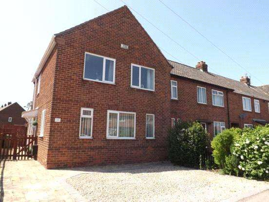 3 Bedrooms End Of Terrace House for sale in Turton Road, Yarm, Stockton-On-Tees