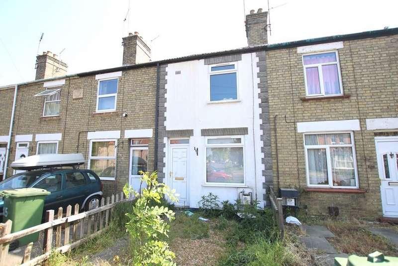 3 Bedrooms Terraced House for sale in Elwyn Road, March