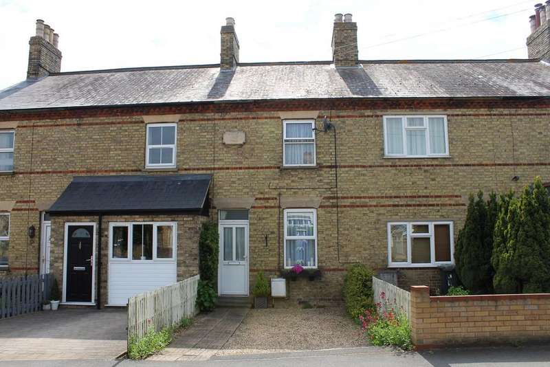 2 Bedrooms Terraced House for sale in St Neots Road, Sandy, SG19