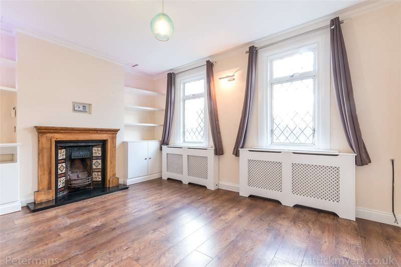 2 Bedrooms Apartment Flat for sale in Carnac Street, London, SE27