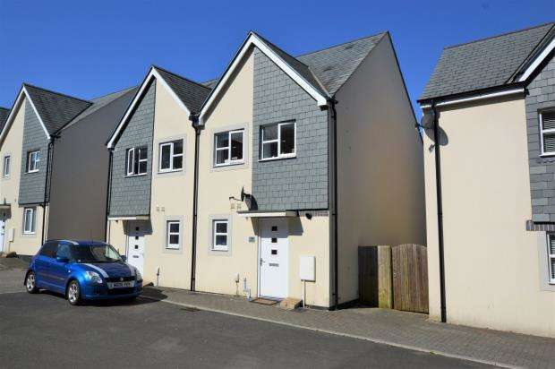 2 Bedrooms Semi Detached House for sale in Olympic Way, Plymouth, Devon