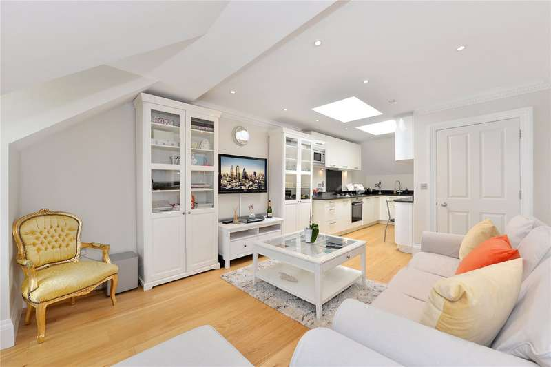 2 Bedrooms Flat for sale in Earls Court Road, Earls Court, London, SW5