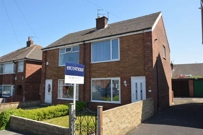 2 Bedrooms Semi Detached House for sale in Elterwater Place, Marton, Blackpool, FY3 9UH