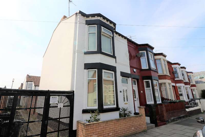 3 Bedrooms House for sale in Bridle Road, Wallasey, CH44 7BQ