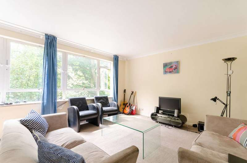 2 Bedrooms Flat for sale in Lymer Avenue, Crystal Palace, SE19