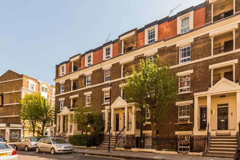 2 Bedrooms Flat for sale in Wilmot Street, Bethnal Green, E2