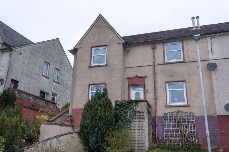 2 Bedrooms Flat for rent in Rankin Street PA16