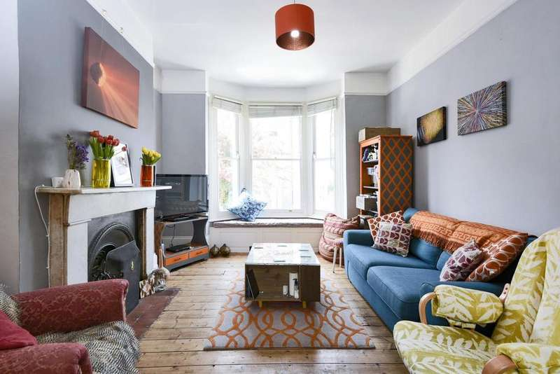 2 Bedrooms Flat for sale in Branksome Road, Brixton