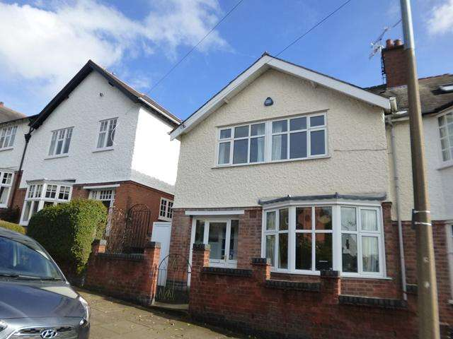 6 Bedrooms Semi Detached House for sale in Westfield Road, Leicester. LE3