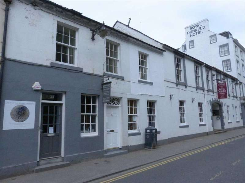 2 Bedrooms Flat for sale in Atholl Street, Dunkeld, Perthshire