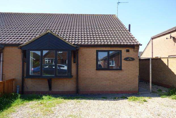 2 Bedrooms Bungalow for sale in Beacon Park Drive, Skegness, PE25